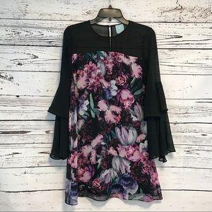SALE! NWOT Cece Floral Dress